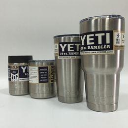 Wholesale Cheapest oz oz oz oz oz oz Yeti Cups Rambler Tumbler Beer Mug Large Capacity Mug Get Coupon
