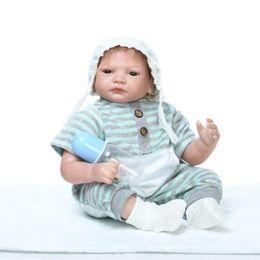 Wholesale New Fashion Dolls Baby Reborn Toddler Dolls American Girl Dolls For Sale New Diy Fairy Dolls for Girls Learning Toys bebe reborn realista