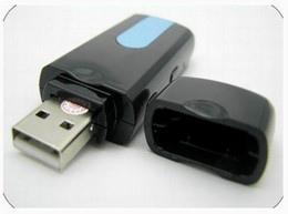 Mini-libre caméra cachée en Ligne-USB caméra mini DVR U8 HD caméra cachée Détecteur de mouvement camcoder Micro SD Lecteur de carte Mini DV Livraison gratuite