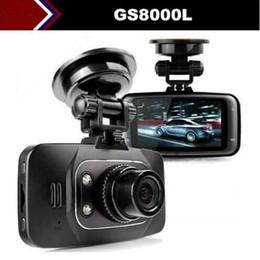 2017 cámaras de guión recuadro negro Novatek original GS8000L Full HD 1080P 2.7