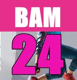 Free Shipping 2016.7 Q3 New Routine SH BAM 24 Exercise Fitness BAM24 SH24 Video DVD + Music CD