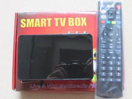 Wholesale Linux System Full HD P satellite receiver K android TV BOX iptv box free iptv in1 dvb Set top Boxes Digital Satellite TV Receiver