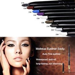 Wholesale Amazing Color Beauty Matte Makeup Waterproof Gel Eyeliner Pencil Pen Liner Eye Cosmetics G