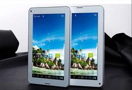 Compra Online 3g usb libre-Versión libre de la llamada de teléfono de la tableta de la tableta de la pulgada de la pulgada 7 de la pulgada de la versión de la versión 1024x600 Android4.4 de la versión de Unicom 3G WIFI