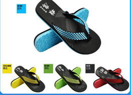 household slippers The new slippers Summer men's fashion flip flops The bathroom is cool slippers sandals