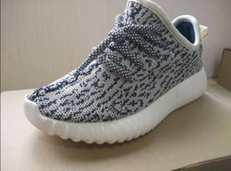 Wholesale With box Y Boost shoes Turtle Dove Grey Classic Version Supply