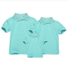 Wholesale short sleeve Men s shirt woman cotton Polo shirt Quick Dry Embroidery Crocodile Logo Casual Shirt family shirt top clothes