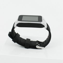 Wholesale S28 Smart Watch quot Bluetooth Android Call history Audio player for iPhone Pedometer Camera MTK6260 ANTI lost