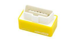 Wholesale 2016 High Quality Plug and Drive NitroOBD2 Performance Chip Tuning Box for Benzine Cars Nitro OBD2 Chip Tuning Box