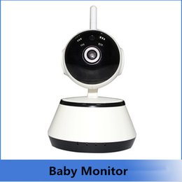 Wholesale Hot Home Security IP Camera Surveillance Alarm System IOS Android APP Control Security Night Vision Camera Baby Monitor CCTV Monitor