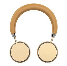 Wholesale News Rock Muma Stereo Headphones mm Dynamic Audio Earphones Protein Leather Monitor Headphones Noise Cancelling Headset