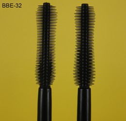 Wholesale D Fiber Lash Brushes Waterpfroof Mascara Youniq Brush Wands Types Applicator Head Spare Parts Professional Manufacturer BBE B
