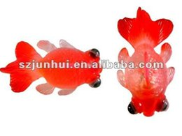Wholesale 2016 squeezable goldfish Novelty Gag Toys FreeShipping