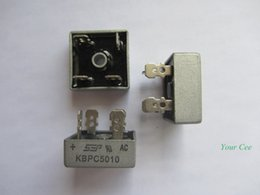 Wholesale KBPC5010 KBPC A V Bridge Rectifier