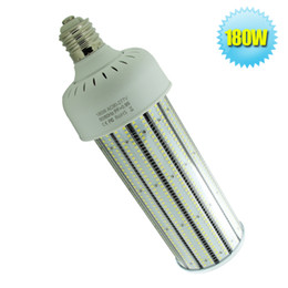 180W Internal Driver LED Light Bulbs E39 E40 Screw Mogul Base Clearly PC Cover Lights SMD2835 High Bay Parking Lot Light