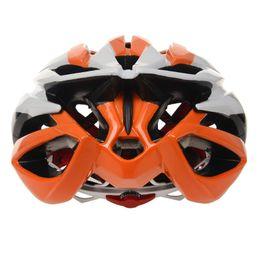 2017 m seguridad Casco de bicicleta de carretera Ultraligero Profesionalmente moldeado 26 Air Vents Seguridad casco de la bicicleta de protección M (54-58cm) 4Color 225g m seguridad en oferta
