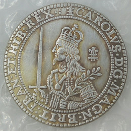 Wholesale Medal United Kingdom Triple Unite Charles I oxford mint of England