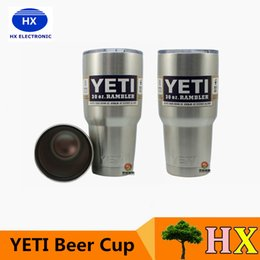 Wholesale Factory direct good quality OZ OZ Anti overflow cap Sealing YETI Cups Lids Round Spillproof Durable Yeti Mug Cover