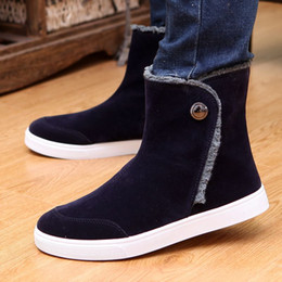 Wholesale Manufacturers selling shoes and warm winter wear Martin boots mens boots casual shoes