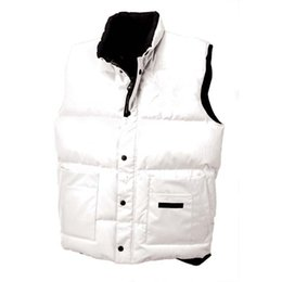 Wholesale 99 Good Reviews Canada Down Goose Mens Freestyle Softness Breathable Coat Portable Outdoor Casual Versatile Protection Vest Outerwear