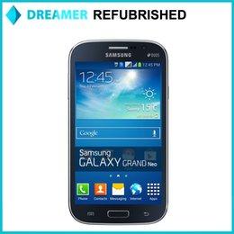 Wholesale Original Refurbished Quad Core GHz GB GB Samsung Galaxy Grand Neo Plus I9060I MP Camera Free for Shipping