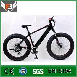 Wholesale electric bike motor fatboy ebike oem mountain e bike fat tire electric bicycle electric bike