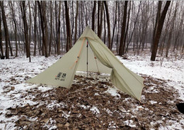 Wholesale Oudoor naturehike Ultralight carpas Camping Tent Season Person Both Sides Silicone barraca de acampamento lightweight Tents