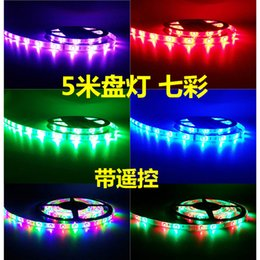 5050LED lamp of motorcycle Automobile decorative lamp 5 meter disc lamp indoor ceiling lamp chassis lamp