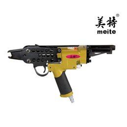 Wholesale Pneumatic Air tools Hog Ring NAILER C Ring Plier SC7E Air gun Original quality