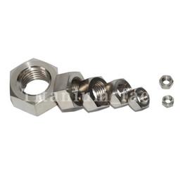 Titanium Nuts DIN934 Titanium Grade2