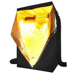 Wholesale 48x48x78 Reflective Mylar Hydroponics Indoor Grow Tent Non Toxic Room x4Ft