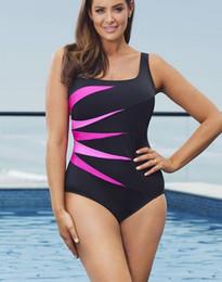 Plus Sze Swimwear Solid Color Swimming Suits L-5XL Bathing Suits European Styles