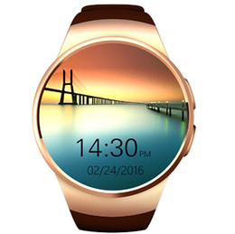 Wholesale newest smart watches with advanced MTK2502C CPU support both IOS and Android iphone having fashional appearance and multi function