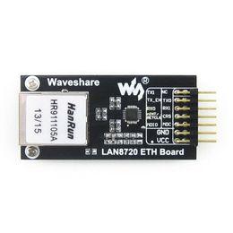 Wholesale Best LAN8720 Ethernet Module Network Transceiver Embedded Web Server RMII PHY Development Board RMII Interface