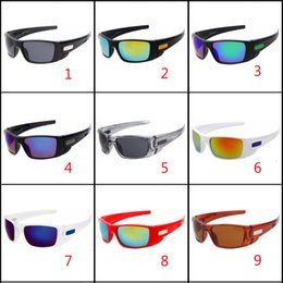 Wholesale Brand New Fuel Cell Sunglasses Men Outdoor FuelCell Style Square Frame Goggles Brand Logo Sports Sunglasses Oculos Sol Masculino