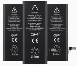 Wholesale Original Zero cycle cell phone batteries built in battery suitable for iphone s s C S plus
