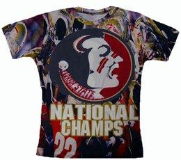 Wholesale Men Sports Quick Dry Tee Shirts Sport Workout Gym Jerseys Youth Junior Boys Girls Basketball Fitess National Champion D Shirts Short Sleeve