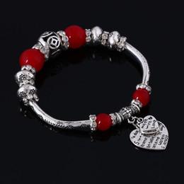 2017 boutiques de charme Free shopping 10pc Nouvelle fleur et Love Beads Charms Bracelet Fit Original Pandora Charms Bracelet Fabrication de bijoux boutiques de charme offres