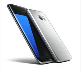 Wholesale Goophone S7 edge Unlocked clone phone Android G Ram G Rom Show Octa core GB ROM G LTE smartphone