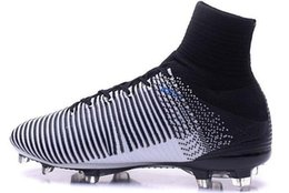 Wholesale 2016 new Mercurial Superfly Soccer shoes The eleven generation mens top assassin line quot compilation quot ACC FG football waterproof Soccer Cleats