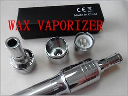 510 dual coil wax dab atomizer vaporizer tank Evolve wax oil concentrate burning device max wax vaporizer mod RTA wax atomizer