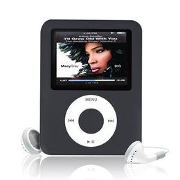 Wholesale Beautiful Gitf New GB USB Flash Drive LCD Mini MP3 Music Player FM Radio Voice Recorder
