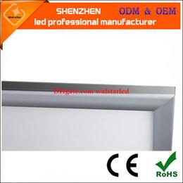 600 1200 flat panel led lighting 90-100LM w high brightness SMD2835 600 600 led ceiling light panel led recessed panel light 600 600