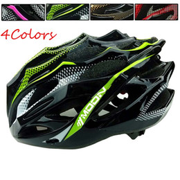 Wholesale Cycling Gear For Women - Ultralight Bicycle Helmet CE Certification Cycling Helmet Integrally-molded Bike Helmet Safety Protective Gear for Men Women 5Color Size M L