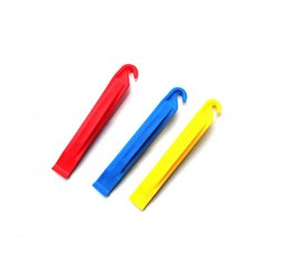 Wholesale-3pcs Delicate Plastic Bicycle Bike Mountain Cycle Tyre Tire Puncture Repair Lever Tool
