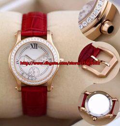 2018 Fashion business luxury classic retro imports advanced quartz movement waterproof drill belt lady wrist watch