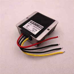 12V 5-15A Output Aluminum Inverter Chargers Top Quality DCDC Step Down Converter for Acing Car and Any Discharging System GNED042