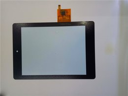 Wholesale Touch Screen Panel Digitizer Glass Lens Sensor Repair Parts For Acer Iconia Tab A1 A1 A1 A1 Tablet PC
