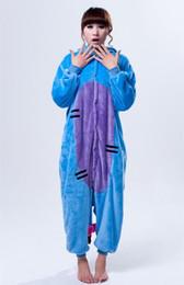 Animal Cosplay Donkey kigurumi Onesies Pajamas sleepwear Jumpsuit Hoodies Adults Cos Costume for christmas Halloween and Carnival