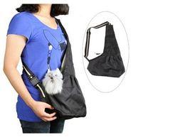 Wholesale Oxford Pet Dog Puppy Cat Carrier Bag Single shoulder Pet Bag Travel Tote